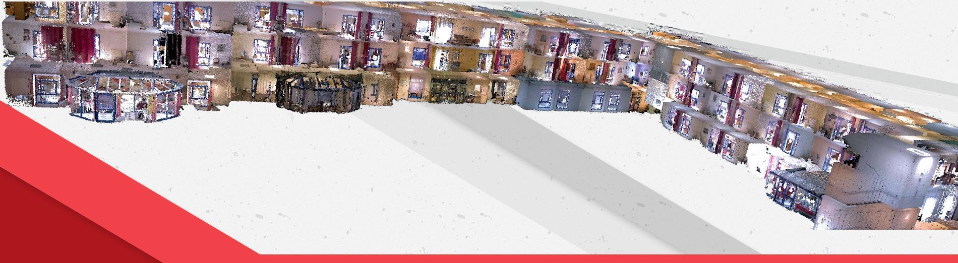NUMERIBAT a numérisé un EHPAD afin de créer un jumeau numérique BIM